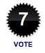 Click to on these buttons to vote on scoop.