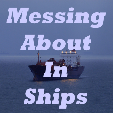 Messing About In Ships - Cover Art