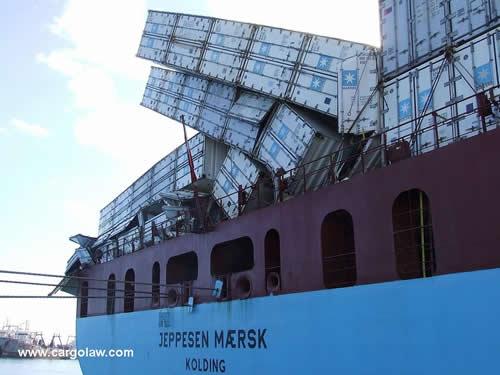 M/V Jeppesen Maersk