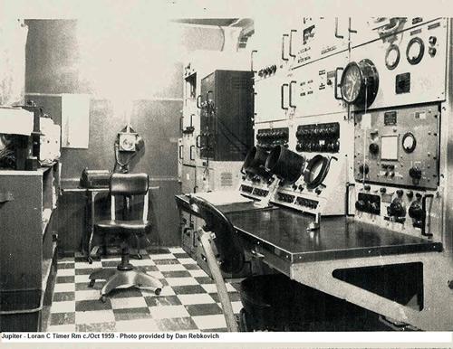 Loran-c Timer Station 1959
